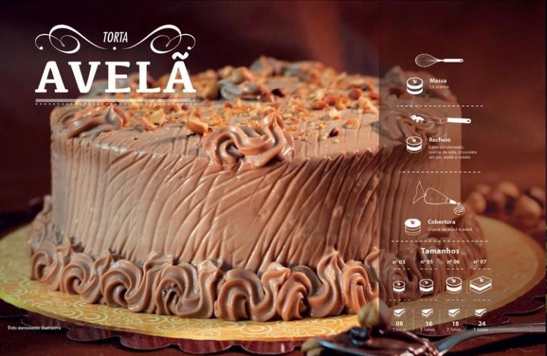 Torta de Avelã